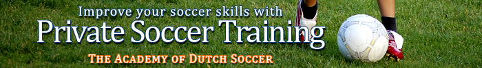 Academy of dutch Private Soccer classes